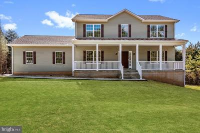Fauquier County Single Family Home For Sale: 1 Rockwood Road