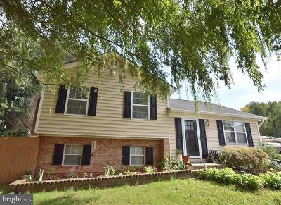Woodbridge VA Single Family Home For Sale: $350,000