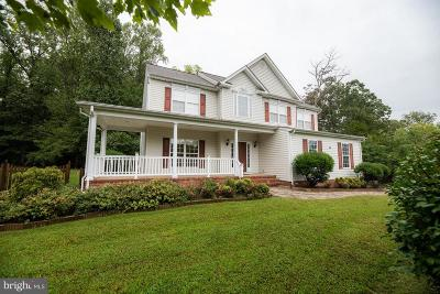 Fredericksburg Single Family Home For Sale: 10 River Farm Drive