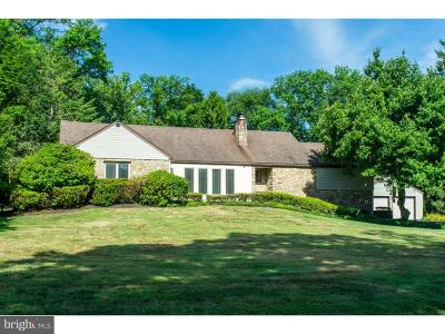 Abington Single Family Home For Sale: 1424 Tallyho Road