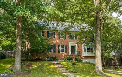 Bethesda Single Family Home For Sale: 4903 Baltan Road