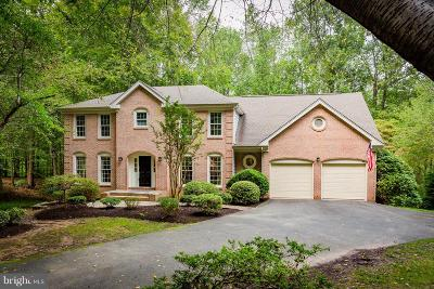 Fairfax Station VA Single Family Home For Sale: $870,000