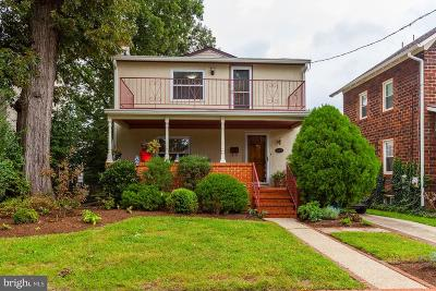 Upper Marlboro, Laurel, Rockville, Silver Spring Single Family Home For Sale: 805 Islington Street