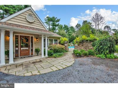 Bucks County Single Family Home For Sale: 1288 Taylorsville Road