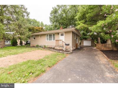 Newark DE Single Family Home For Sale: $224,900