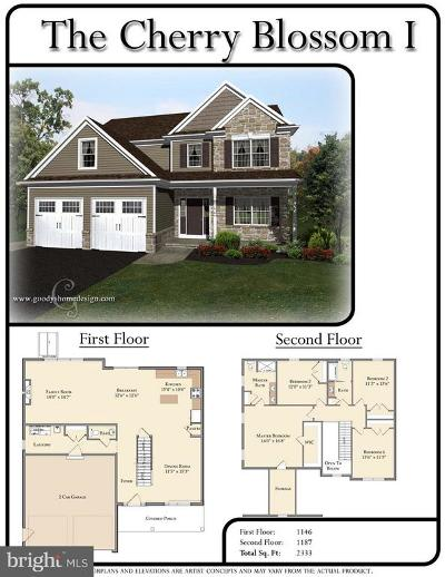 Manheim Single Family Home For Sale: 539 Madison Way #LOT 26