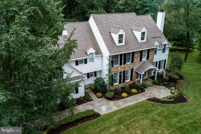 Newtown Square Single Family Home For Sale: 309 Earles Lane