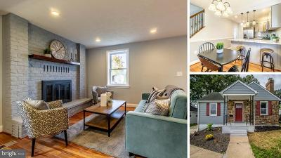Baltimore Single Family Home For Sale: 4215 Thorncliff Road