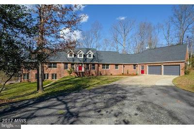 Spotsylvania County Single Family Home Active Under Contract: 6406 Carter Lane
