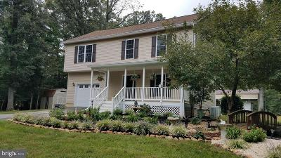 Spotsylvania Single Family Home For Sale: 8418 Out Back Road
