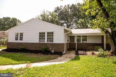 Baltimore Single Family Home For Sale: 7169 Fairbrook Road