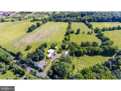 Bucks County Farm For Sale: 5385 Durham Road