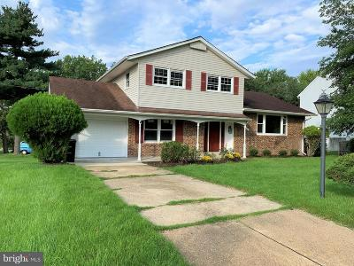Upper Marlboro Single Family Home For Sale: 9719 Rosaryville Road