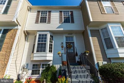 Waldorf Townhouse For Sale: 11323 Snow Owl Place