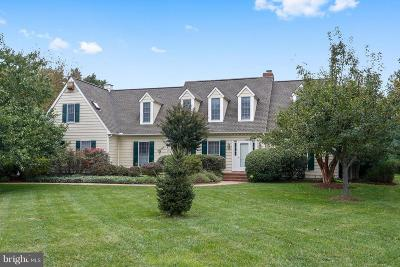 Talbot County Single Family Home For Sale: 6237 Canterbury Drive