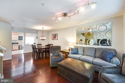 Germantown Townhouse For Sale: 18631 Village Fountain Drive