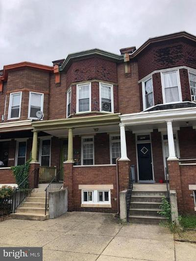 Baltimore Townhouse For Sale: 2729 Guilford Avenue
