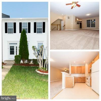 Woodbridge VA Townhouse For Sale: $334,900