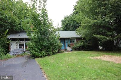 Bel Air Single Family Home For Sale: 214 Northview Road