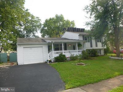 Herndon Single Family Home For Sale: 1207 Sunrise Court