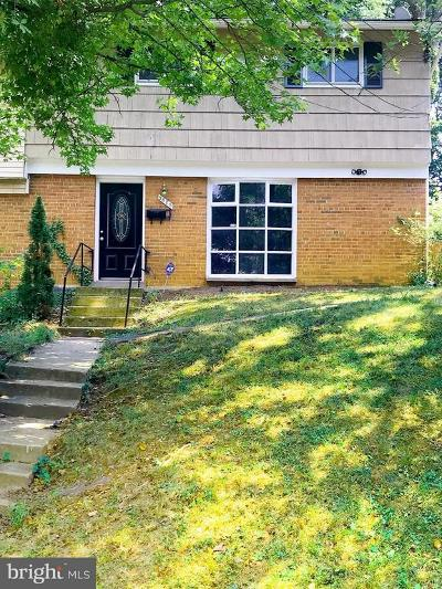 Temple Hills Rental For Rent: 2525 Afton Street