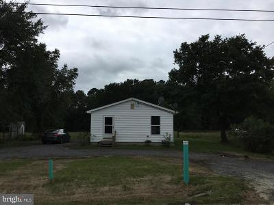 Lewes Single Family Home For Sale: 32260 Jimtown Road