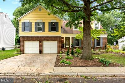 Annapolis Single Family Home For Sale: 313 Canterfield Road