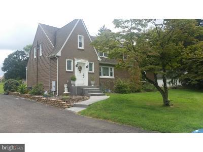 Bucks County Single Family Home For Sale: 879 Churchville Road