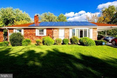 Upper Marlboro Single Family Home For Sale: 212 Prenton Street