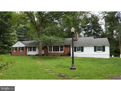 Parkesburg Single Family Home For Sale: 8 Woods Lane