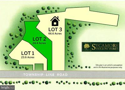 Bucks County Residential Lots & Land For Sale: 4332 Township Line Road