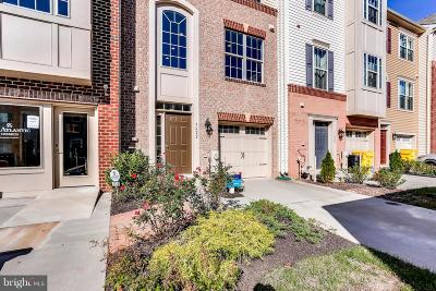 Glen Burnie Townhouse For Sale: 7822 Fern Hollow Court