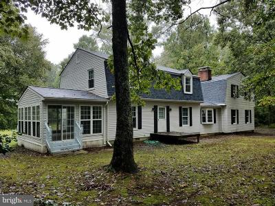 Hughesville Single Family Home For Sale: 7239 Carrico Mill Road
