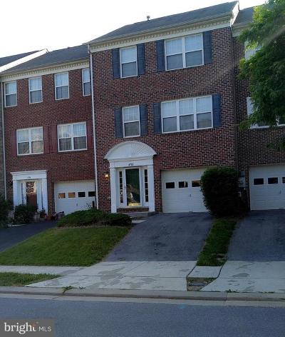 Owings Mills Townhouse For Sale: 4720 Ashforth Way