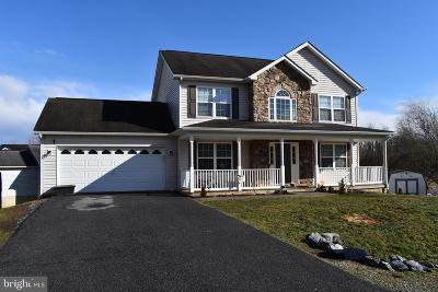 Martinsburg WV Single Family Home For Sale: $247,500