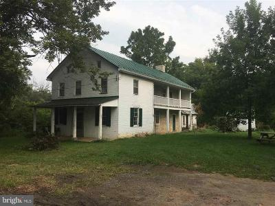 Cumberland County Farm For Sale: 52 Fish Hatchery Road