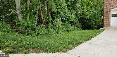 Capitol Heights Residential Lots & Land For Sale: 6213 Kolb Street