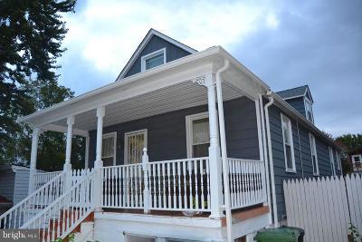 Baltimore Single Family Home For Sale: 1505 Locust Street