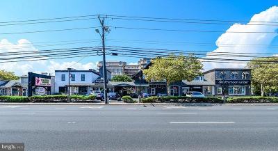 Berlin, Bishopville, Ocean City, Ocean Pines Commercial For Sale: 8001-8019 Coastal Highway