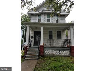 Woodlynne Single Family Home For Sale: 144 Cedar Avenue