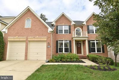 Upper Marlboro Single Family Home For Sale: 2107 Fittleworth Terrace