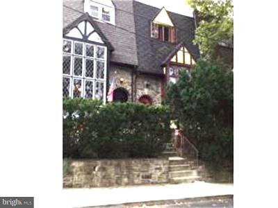 Upper Darby Townhouse For Sale: 253 Richfield Road
