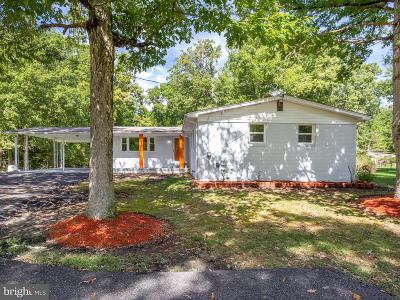 White Plains Single Family Home For Sale: 9280 Billingsley Rd