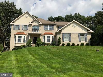 Voorhees Single Family Home For Sale: 4 Danforth Drive