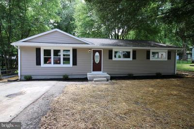 Spotsylvania Single Family Home For Sale: 6817 Woodcock Lane