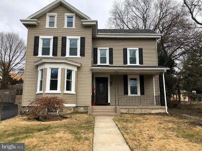 Cheltenham Single Family Home For Sale: 323 W Laurel Avenue