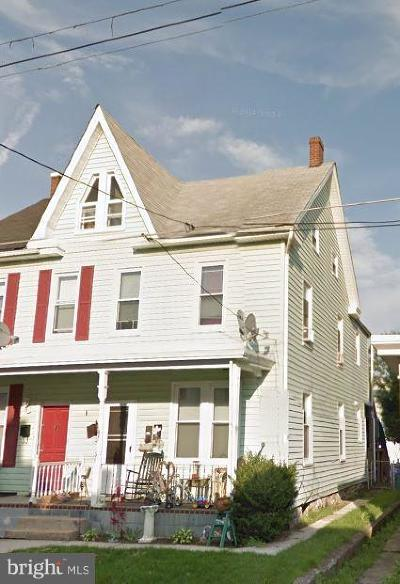 Hagerstown Single Family Home For Sale: 534 Mulberry Street