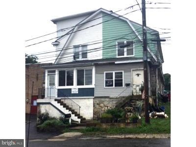 Media Single Family Home For Sale: 226 Brooke Street