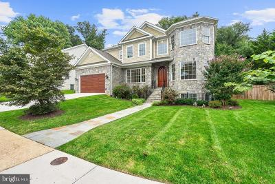Arlington County Single Family Home For Sale: 3517 Somerset Street