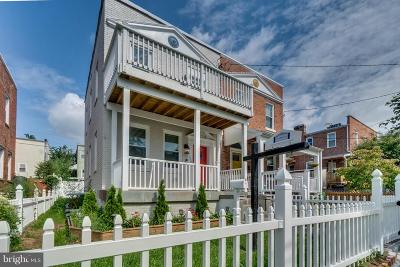 Brightwood Townhouse Active Under Contract: 509 Sheridan Street NW